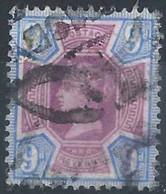 Victoria 95, 6 P.blau/violett         1887 - Used Stamps
