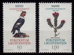 Liechtenstein Europa Cept 1994 Mi.1079-80 ** Unter Postpreis   (c065 - Sin Clasificación