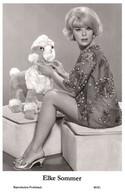 ELKE SOMMER - Film Star Pin Up PHOTO POSTCARD - 40/61 Swiftsure Postcard Year 2000 - Unclassified