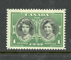 Canada 1939, MNH - Nuevos