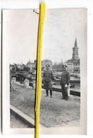 71  017   CHALON SUR SAONE    SOLDATS ALLEMANDS PORT DU CANAL 1941 - Chalon Sur Saone