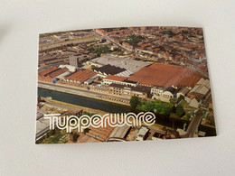 Aalst - Tupperware - Division Of Dart Industries Belgium - Postcard - Fabriek Usine - Aalst