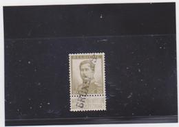 Belgie Nr 119 BRUXELLES (Naamstempel) - 1912 Pellens