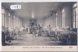 PARIS- HOPITAL DE LA PITIE- UNE SALLE DE CHIRURGIE- HOMMES- ELD - Health, Hospitals