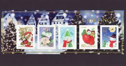 (ja266) Japan 2007 Greetings Winter 80y MNH - Ongebruikt