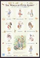 (ja254) Japan 2011 Peter Rabbit 50y MNH - Unused Stamps