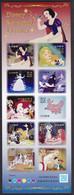 (ja340) Japan 2014 Disney Animated Classics 52y MNH - Unused Stamps