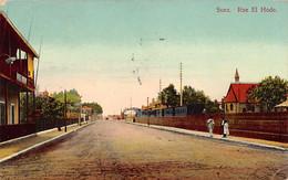 Egypt - SUEZ - El Hode Street - Publ. Edition Egyptienne 25 - Zonder Classificatie