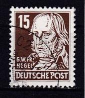 DDR, Nr. 331 VaXII, Gest.+ Gepr. Schönherr, BPP (T 19563) - Oblitérés