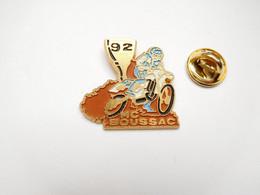 Beau Pin's  , Moto , MC Moto Club Boussac , Moto Club Boussaquin , Creuse - Motorfietsen