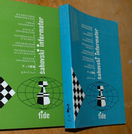 FIDE CHESS INFORMANT Vol.41 Of 1986 YUGOSLAVIA ŠAHOVSKI INFORMATOR SCHACH ECHECS AJEDREZ XADREZ SCACCHI SJAKK ШАХМАТЫ - 1950-Now