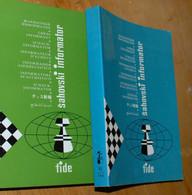 FIDE CHESS INFORMANT Vol.41 Of 1986 YUGOSLAVIA ŠAHOVSKI INFORMATOR SCHACH ECHECS AJEDREZ XADREZ SCACCHI SJAKK ШАХМАТЫ - 1950-Oggi