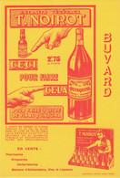Buvard & Blotter - Extraits Végétaux T. NOIROT - Vin Au Quinquina - Nancy - Unclassified