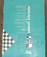 FIDE CHESS INFORMANT Vol.47 Of 1989 YUGOSLAVIA ŠAHOVSKI INFORMATOR SCHACH ECHECS AJEDREZ XADREZ SCACCHI SJAKK ШАХМАТЫ - 1950-Now