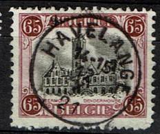 137A  Obl  Havelange - Used Stamps
