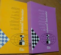 FIDE CHESS INFORMANT Vol.35 Of 1983 YUGOSLAVIA ŠAHOVSKI INFORMATOR SCHACH ECHECS AJEDREZ XADREZ SCACCHI SJAKK ШАХМАТЫ - 1950-Oggi