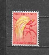 1965 Nederlands  Nieuw- Guinea Mich. Nr°25 (**) - Panama