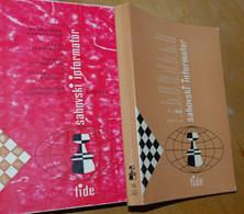 FIDE CHESS INFORMANT Vol.39 Of 1985 YUGOSLAVIA ŠAHOVSKI INFORMATOR SCHACH ECHECS AJEDREZ XADREZ SCACCHI SJAKK ШАХМАТЫ - 1950-Oggi