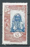 Cote Des Somalis YT N°94 Femme Somali Neuf ** - Oblitérés