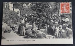 Blois - Le Marché Aux Légumes - Blois