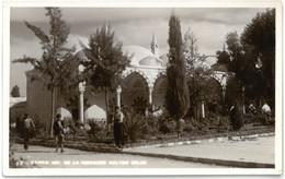 CPA DAMAS - Intérieur De La Mosquée Sultan Sélim - Animée - Syria