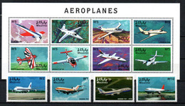 T1-3 Maldives PA N° 2646 à 2657 ** A Saisir !!! - Maldives (1965-...)