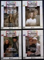 Le Château Des Oliviers - Vol. 1,2, 3, 4 - Brigitte Fossey - Jacques Perrin - Louis Velle - Eva Darlan . - TV Shows & Series