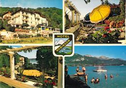 74 - Lac D'Annecy - Hôtel Robinson - Multivues - Unclassified