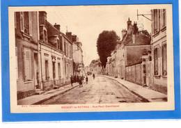 28 EURE ET LOIR - NOGENT LE ROTROU Rue Paul-Deschanel (voir Description) - Nogent Le Rotrou