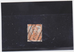 Belgie Nr 116 (zonder Strookje) (Masses-Diare) (TREINSTEMPEL) - 1912 Pellens