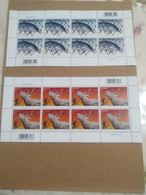 GREECE STAMPS 2021/EUROPA(perforated All Around) SHEETLETS OF 8 -6/5/21-MNH-COMPLETE SET - Unused Stamps
