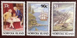 Norfolk Island 1987 Settlement Bicentenary 4th Issue MNH - Isla Norfolk