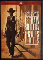 Le Train Sifflera Trois Fois - Gary Cooper - Grace Kelly . - Western/ Cowboy