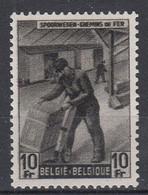 BELGIË - OBP - 1945/46 - TR 283 - MH* - 1942-1951