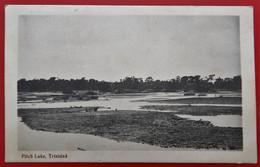 Cpa TRINIDAD  Pitch Lake - Trinidad