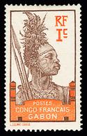 N° 33 à 48 Série De 16 Valeurs CONGO FRANCAIS - GABON, TB - Unclassified