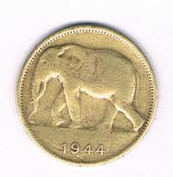 1 FRANC  1944 BELGISCH CONGO  /3836/ - 1934-1945: Leopold III