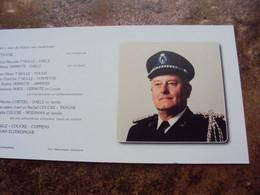 Doodsprentje/Bidprentje Marcel Daele   Laatste Veldwachter Westende  (Echtg Irène Coucke) Westenden 1924 - 2013 - Religione & Esoterismo