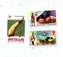 Lot Timbre Neuf - Antigua And Barbuda (1981-...)
