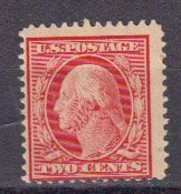 Etats Unis 1908 Yvert 168 ** Neuf Sans Charniere. G. Washington - Unused Stamps