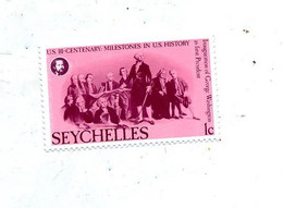 Timbre Neuf - Seychelles (1976-...)