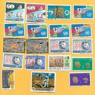 5419  --  HAITI  Poste  Aérienne - Lot  De  Timbres  PA - Haití