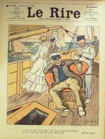 """REVUE """"LE RIRE""""-1902-404-GUYDO JEANNIOT HUARD CAPPIELLO METIVET CARLEGLE - 1900 - 1949"""