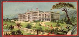 Nice (06 ALpes Maritimes) Carte HOTEL RIVIERA PALACE (PPP28755) - Publicidad