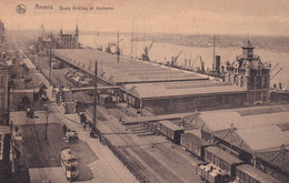 MUST Anvers Quais Ortelius Et Jordaens Tram 922 - Tranvía