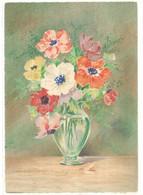 Cpsm Barre Dayez 1473 D - Bouquet De Fleurs  ( S. 5125 ) - 1900-1949