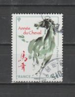 FRANCE / 2014 / Y&T N° 4835 : Année Du Cheval - Oblitéré 2015. SUPERBE! - 2010-.. Matasellados