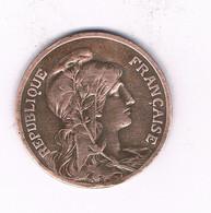 5 CENTIMES  1898  FRANKRIJK /3871/ - C. 5 Centimes