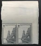 Belgique 1929 Cob 294 MNH** (186) - Neufs