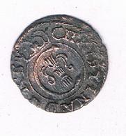 SCHILLING  1643? LIVONIA LETLAND /3874/ - Latvia